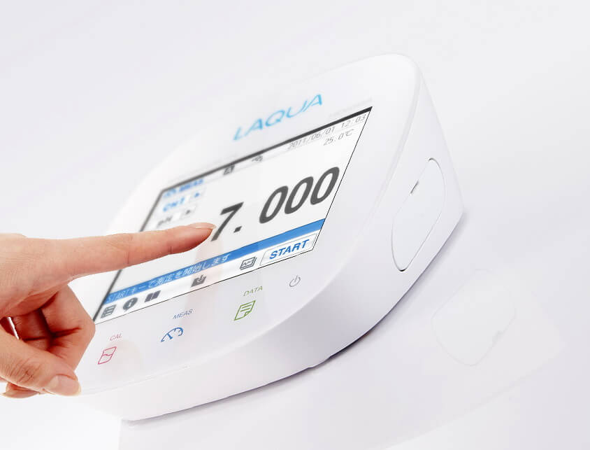 Máy đo pH để bàn LAQUA Horiba