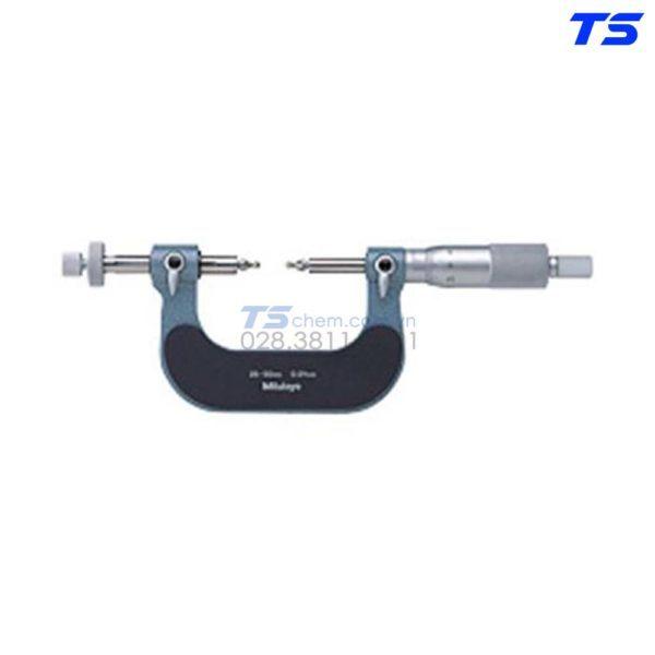 Đầu đo cho panme đo bánh răng - (ɸ0.8mm ) - 124-801 - Mitutoyo