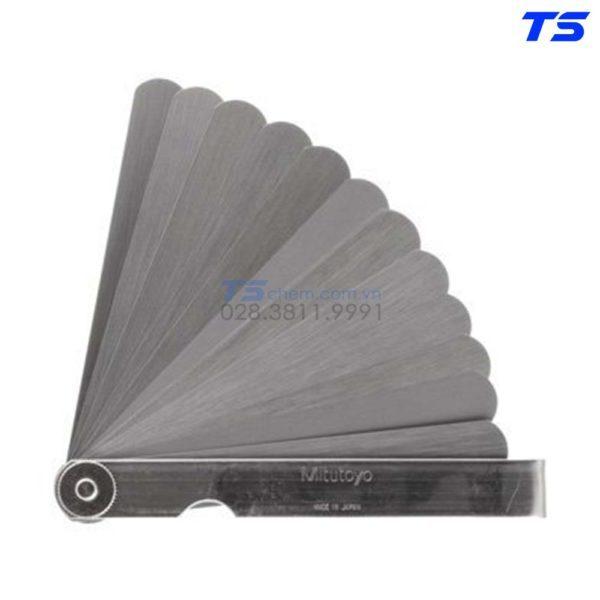 Dưỡng đo khe hở - 0.03-0.5mm/13lá/110mm - 184-307S - Mitutoyo