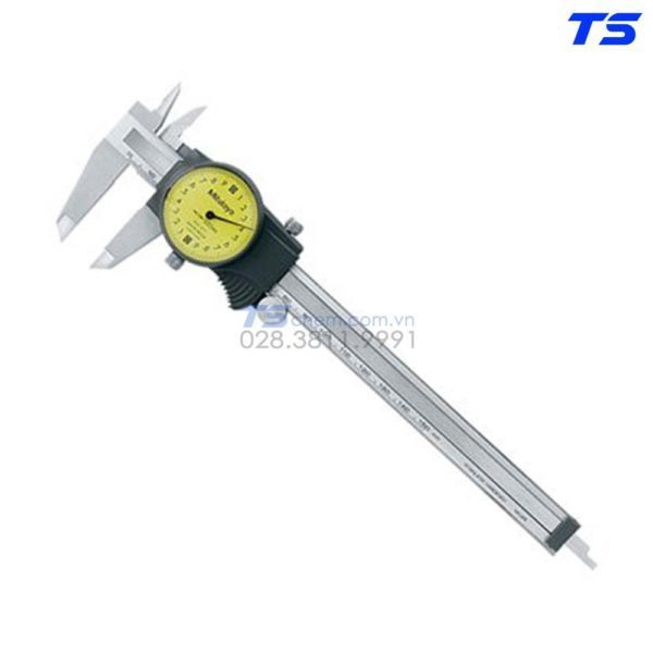 Thước cặp đồng hồ - 150mm - 505-685 - Mitutoyo
