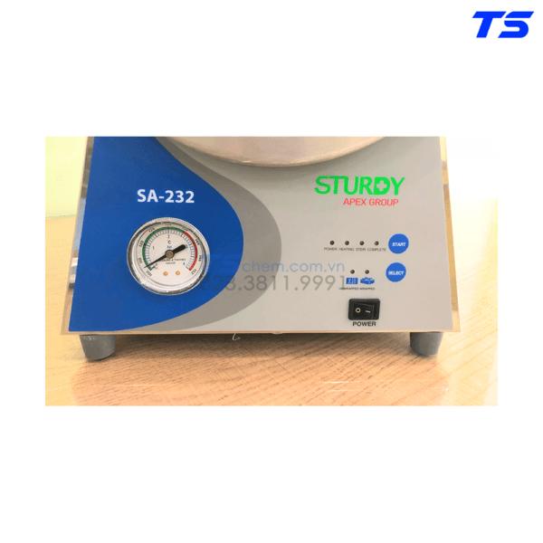 noi-hap-tiet-trung-16-lit-sa-232-sturdy-nha-khoa