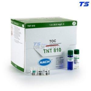 Total Organic Carbon Reagent Set, LR, TNTplus - TNT810 - Hach