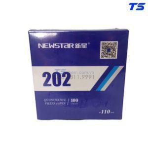 Giấy Lọc Định Lượng 202, 90mm - Newstar