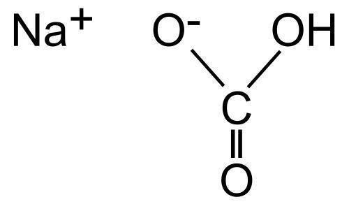 Công thức phân tử của Natri hiđrocacbonat