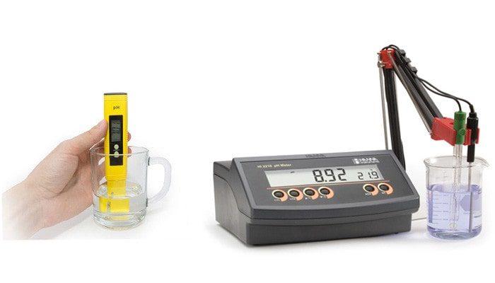 Máy đo pH là gì