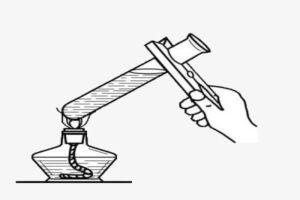 Những lưu ý khi sử dụng đèn cồn