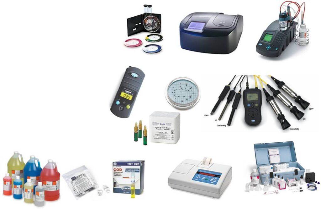 Các loại thiết bị đo lường phổ biến hiện nay