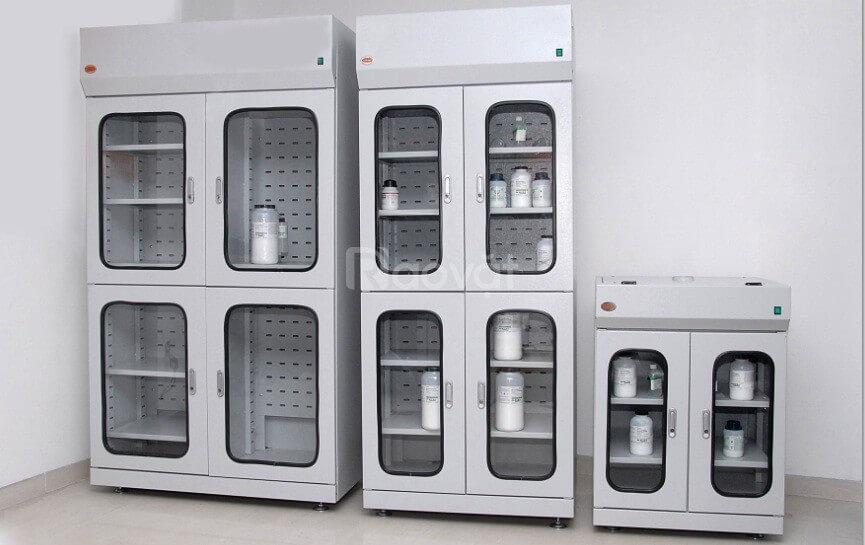 Các mẫu tủ đựng hóa chất được lựa chọn nhiều nhất tại Trung Sơn