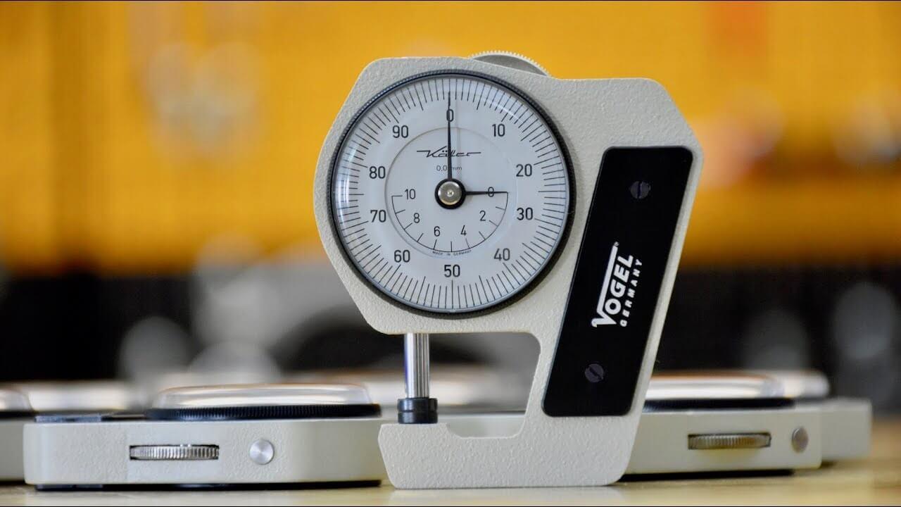 Cách bảo quản thước đo độ dày chuẩn xác