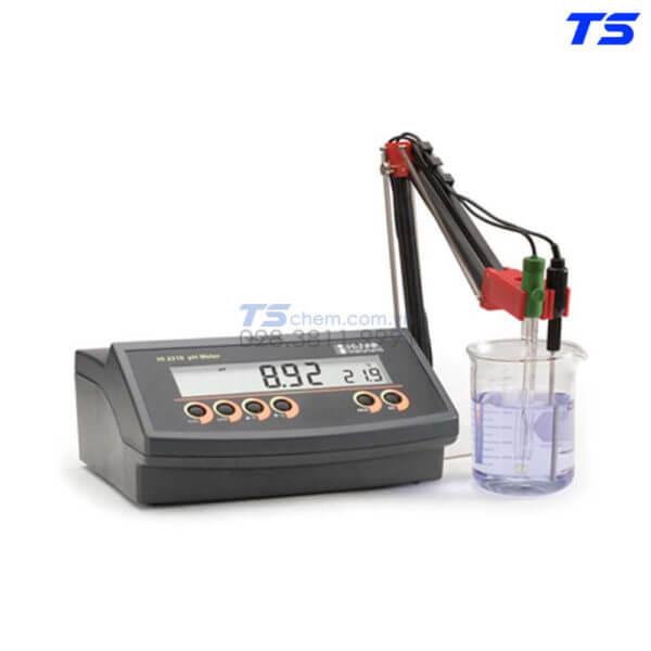 Cách sử dụng máy đo pH để bàn