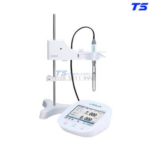 Cấu tạo của máy đo pH để bàn