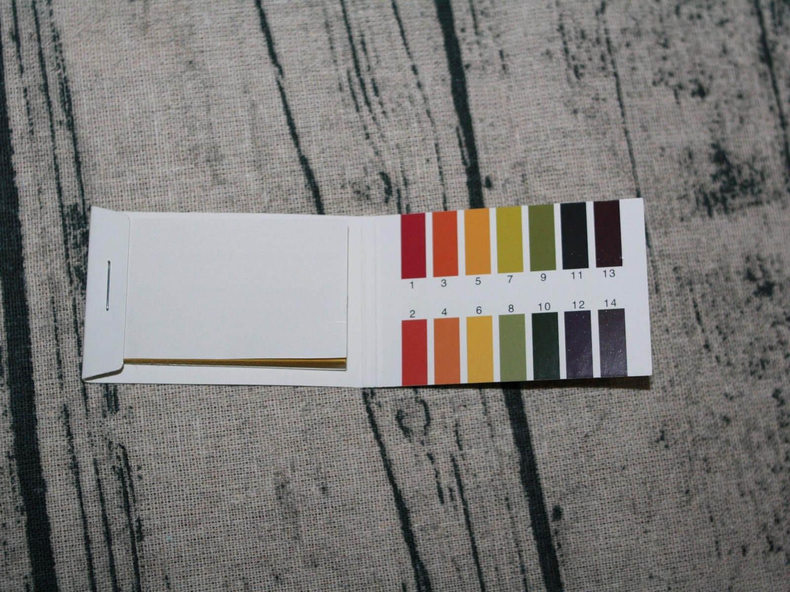 Công dụng của giấy đo pH