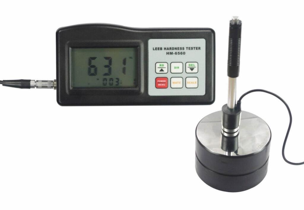 Công dụng của máy đo độ cứng