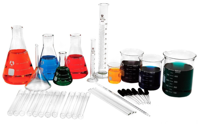 Dụng cụ thí nghiệm dùng để làm gì?