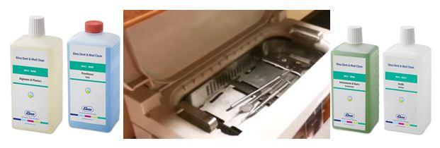 Dung dịch làm sạch dùng với bể rửa siêu âm