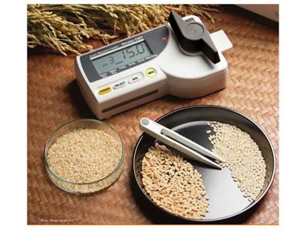 Hướng dẫn sử dụng máy đo độ ẩm nông sản