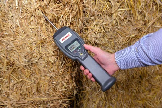 Lưu ý khi sử dụng máy đo độ ẩm nông sản