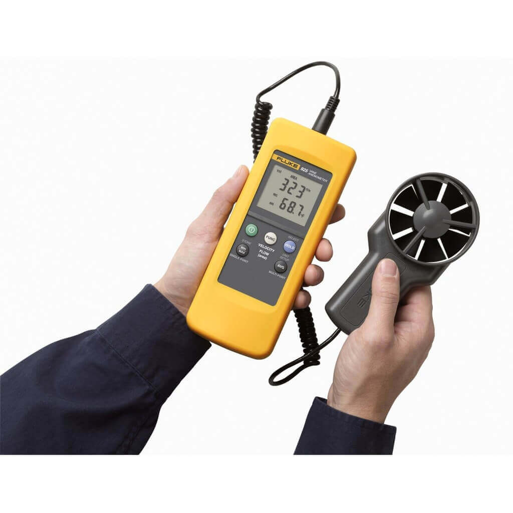Lưu ý khi sử dụng máy đo gió cầm tay