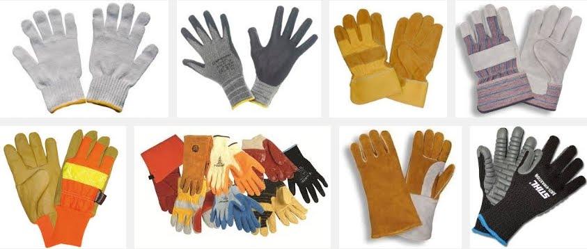 Những loại găng tay bảo hộ phổ biến hiện nay