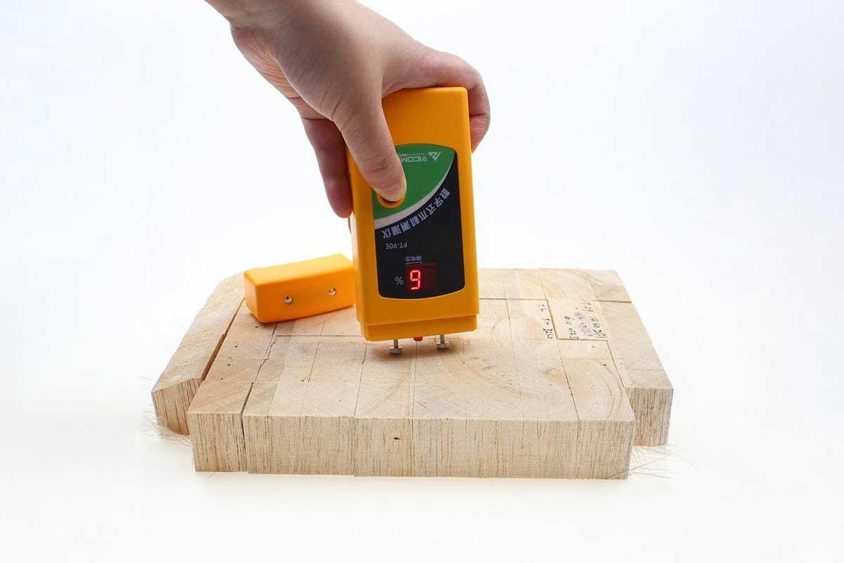 Những ứng dụng của máy đo độ ẩm