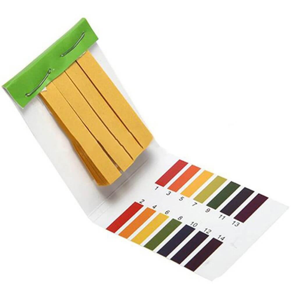 Phân loại giấy quỳ tím