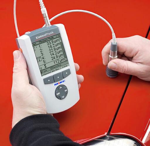 Phân loại máy đo độ dày
