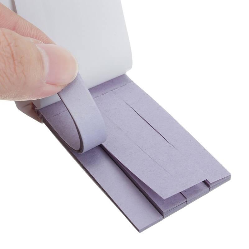 Sản xuất giấy đo pH như thế nào?