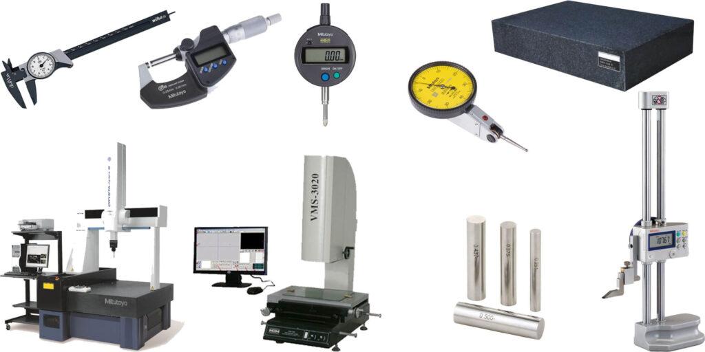 Tại sao thiết bị đo lường cần phải sử dụng thanh trượt dẫn hướng?