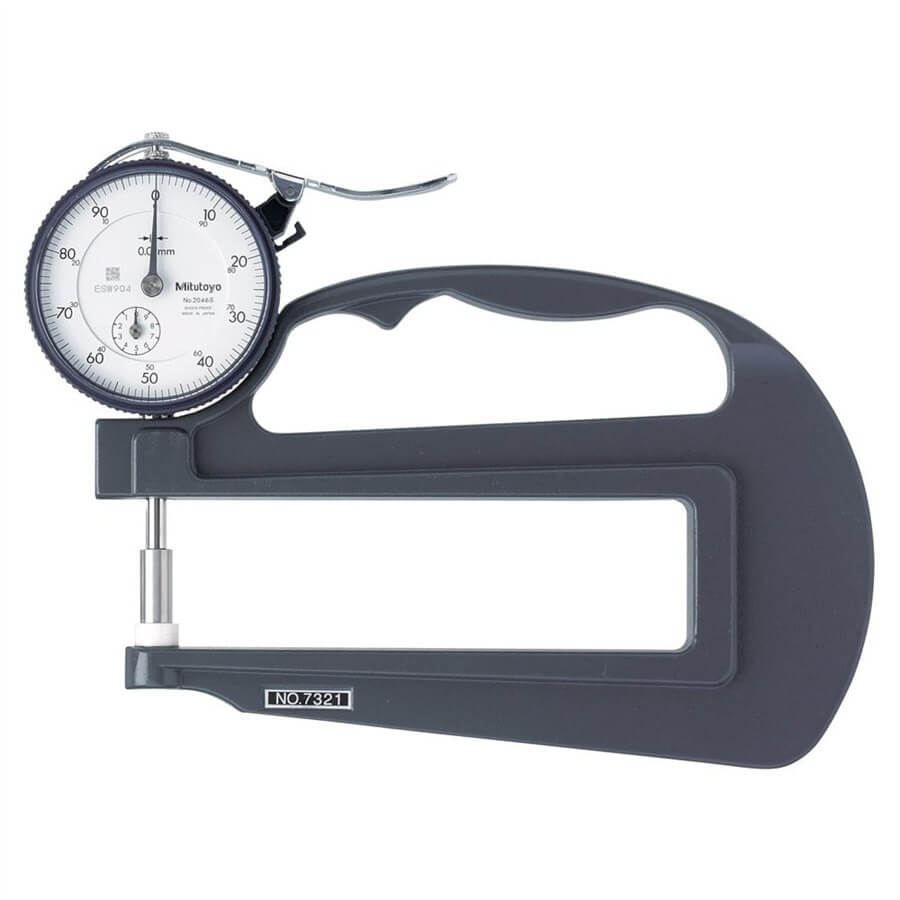 Thước đo độ dày có những loại nào?