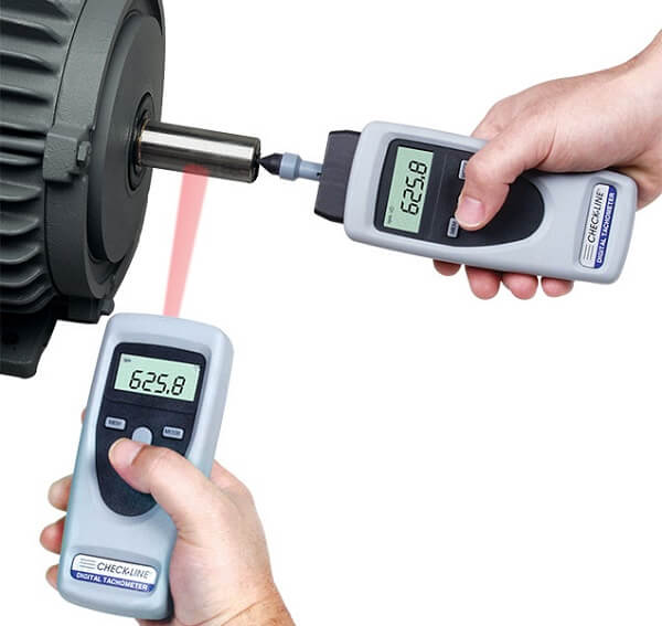 Tìm hiểu về máy đo tốc độ vòng quay