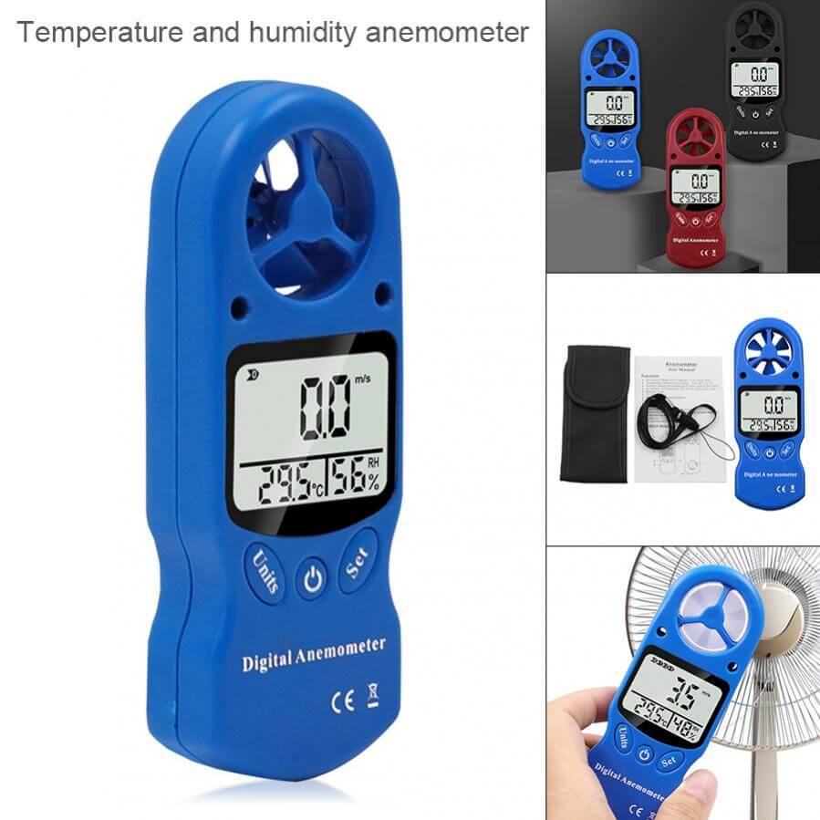 Top những sản phẩm đo tốc độ gió có chất lượng tốt nhất