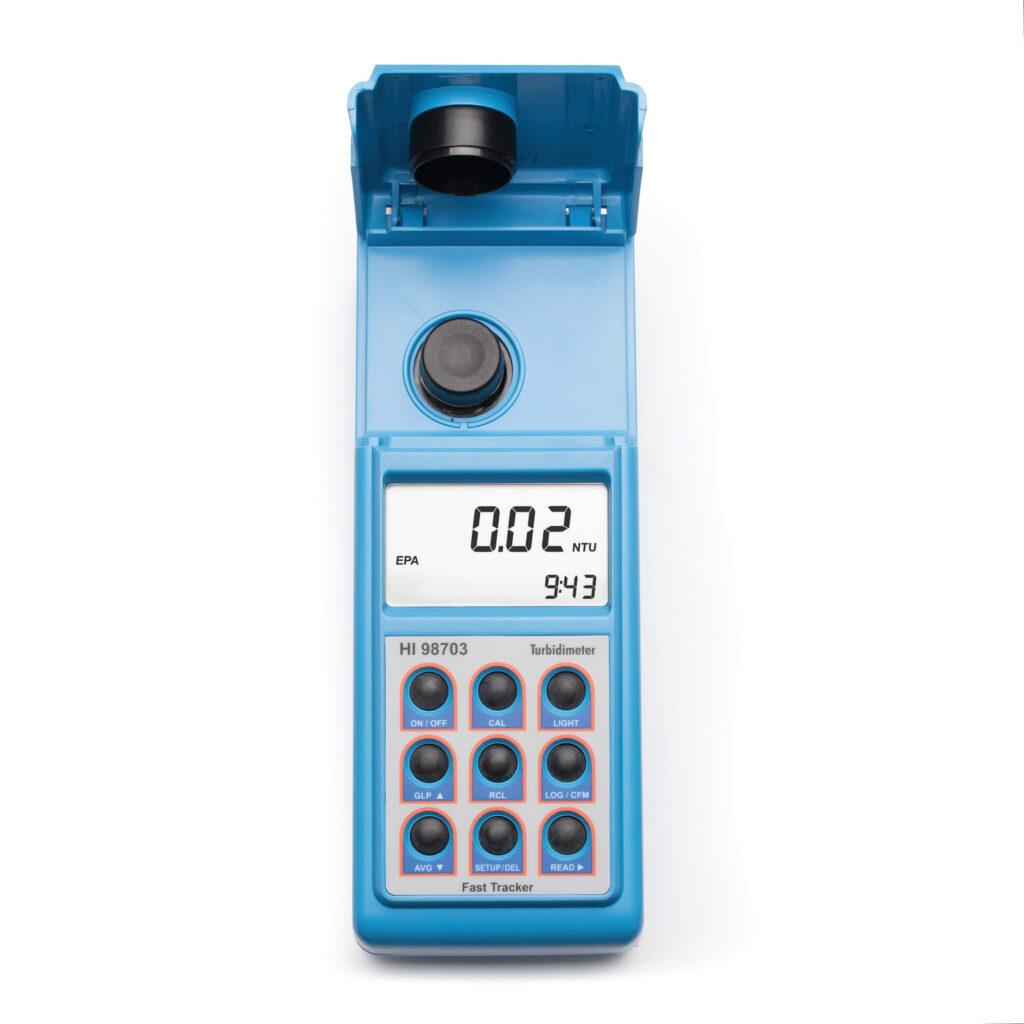 Ứng dụng của máy đo độ đục cầm tay