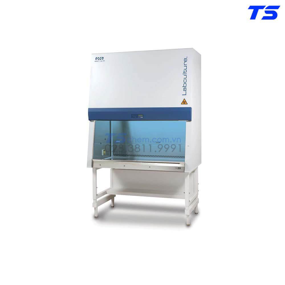 Nguyên tắc hoạt động của tủ an toàn sinh học