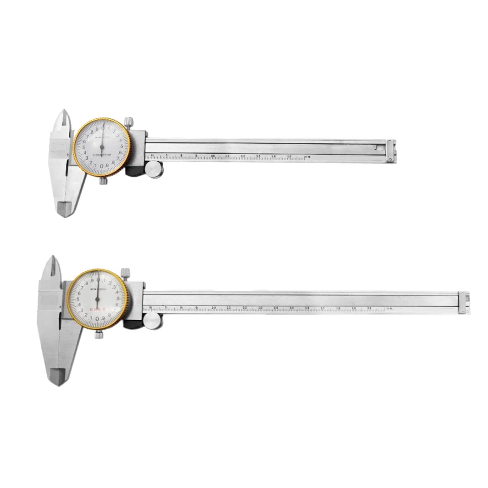 Phân loại thước kẹp đồng hồ